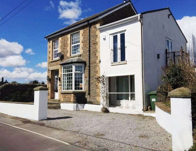 4 Bedrooms Detached House for sale in Bryntirion house Upper Church Village, CF38 1EE.