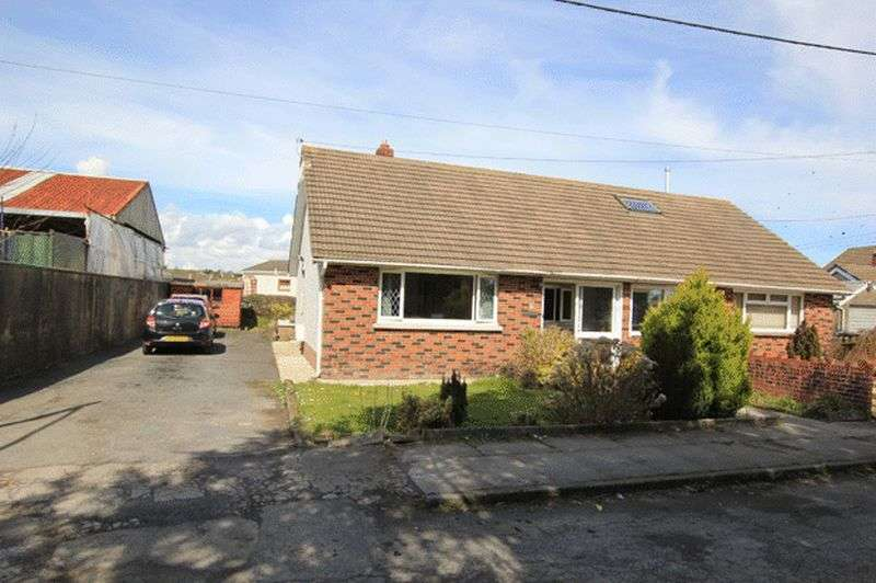 2 Bedrooms Semi Detached Bungalow for sale in STATION ROAD, ST. CLEARS