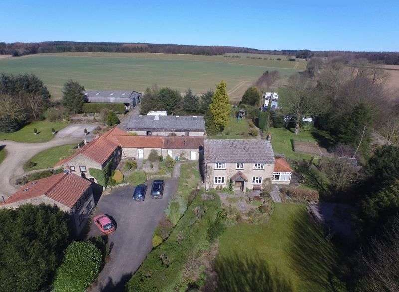 3 Bedrooms Detached House for sale in Sawdon, Scarborough