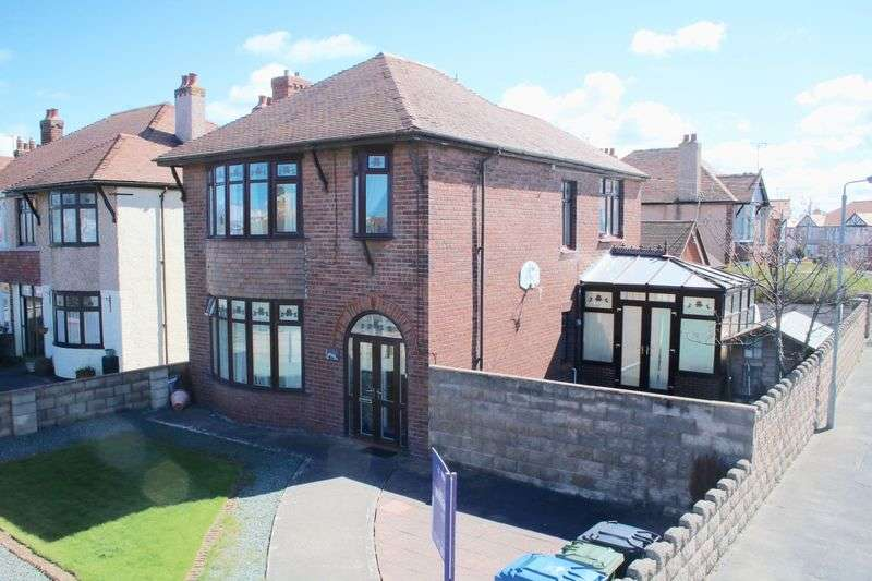 4 Bedrooms Detached House for sale in Rhyl Coast Road, Rhyl