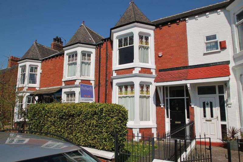 4 Bedrooms Terraced House for sale in Barker Road, Linthorpe