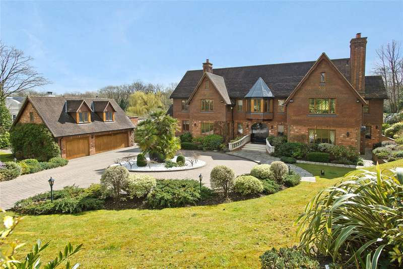 8 Bedrooms Detached House for sale in Birds Hill Drive, Oxshott, Surrey, KT22