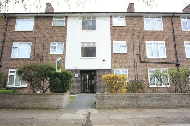 1 Bedroom Flat for sale in Ivy Avenue, Garston, Liverpool, L19