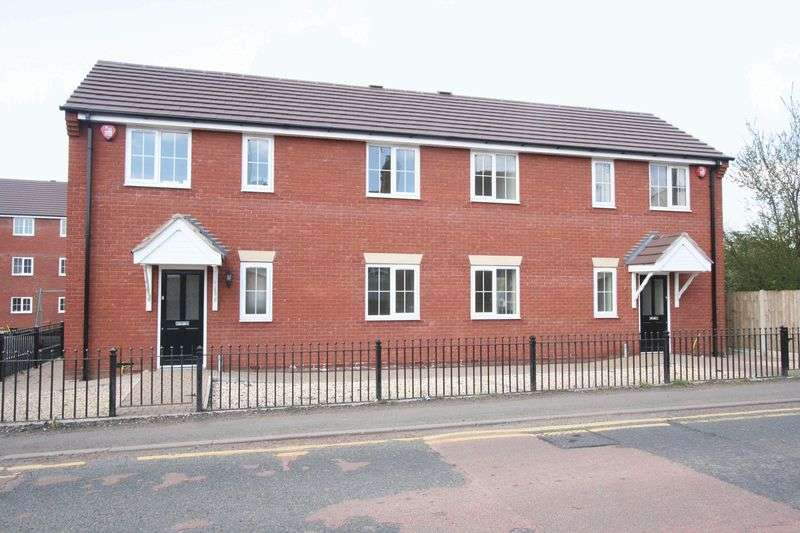 2 Bedrooms Semi Detached House for sale in WORDSLEY, Brierley Hill Road