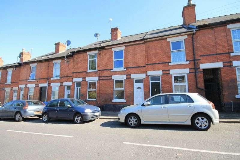 2 Bedrooms Terraced House for sale in STOCKBROOK STREET, DERBY