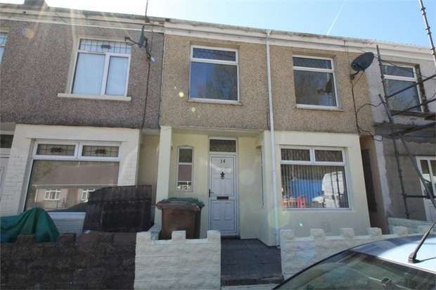 3 Bedrooms Terraced House for sale in Graig View, Ynysddu, NEWPORT, Caerphilly