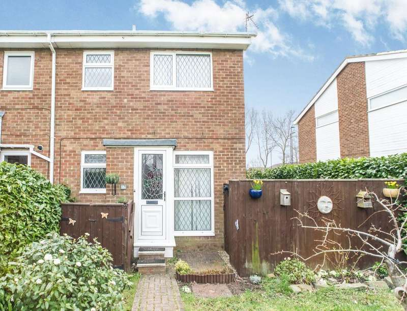 1 Bedroom Semi Detached House for sale in Woburn Close, WALLSEND, NE28