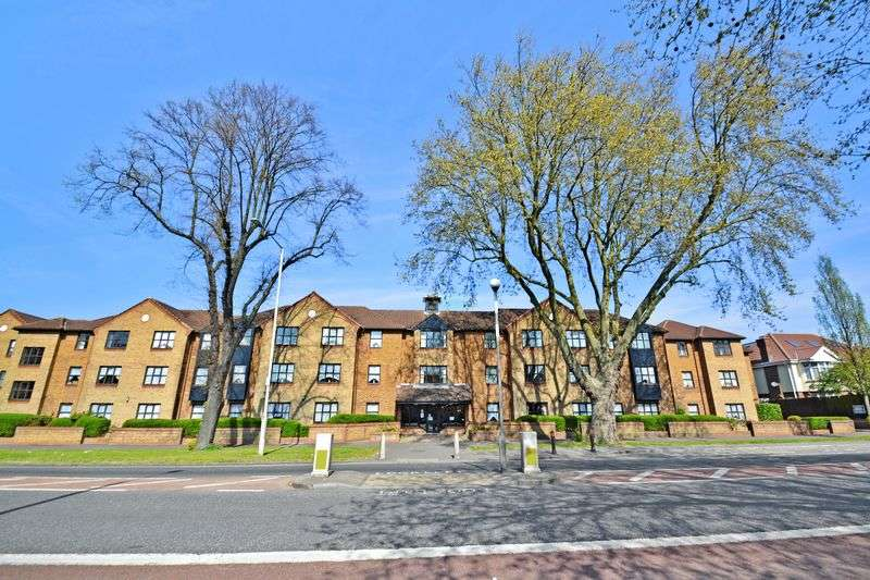 1 Bedroom Retirement Property for sale in Cromwell Lodge, Barking, IG11 8UB