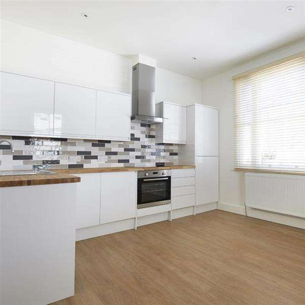 1 Bedroom Flat for sale in Goldstone Street, Hove