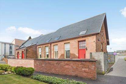 2 Bedrooms End Of Terrace House for sale in Gartloch Way, Gartcosh, Glasgow, North Lanarkshire