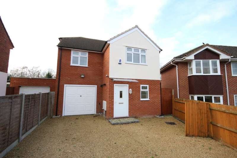 4 Bedrooms Detached House for sale in Binfield Road, Bracknell