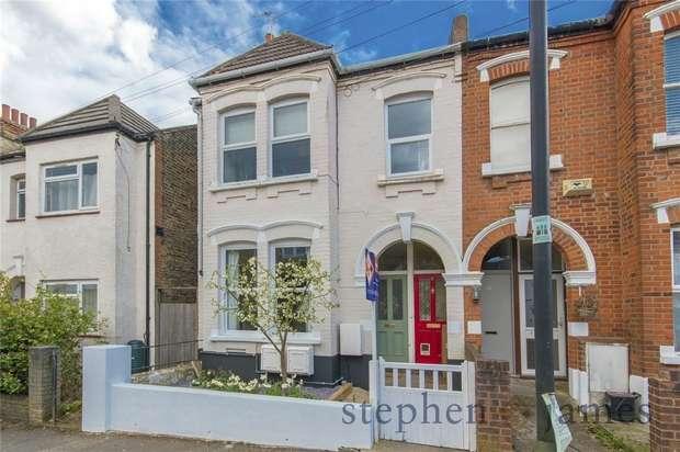 1 Bedroom Flat for sale in Darlington Road, West Norwood, London