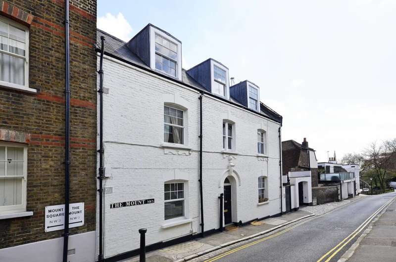 2 Bedrooms Flat for sale in The Mount, Hampstead, NW3