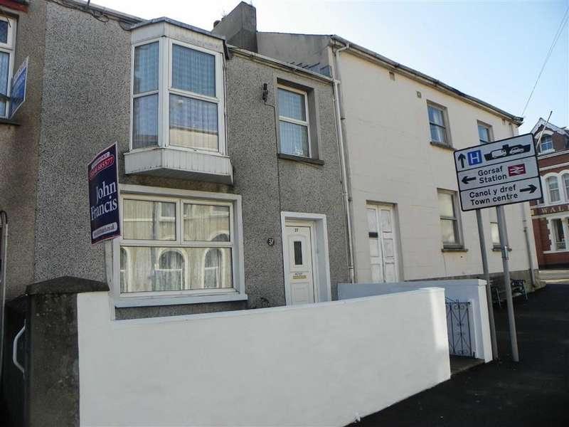 3 Bedrooms Property for sale in Water Street, Pembroke Dock