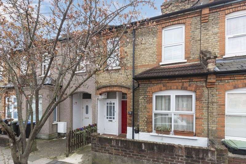 2 Bedrooms Flat for sale in Lea Road, Enfield