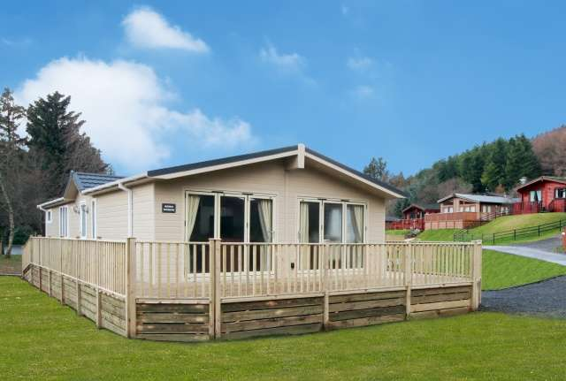 2 Bedrooms House for sale in Georgia Glendevon Country Park, Clackmannanshire, FK14 7JY