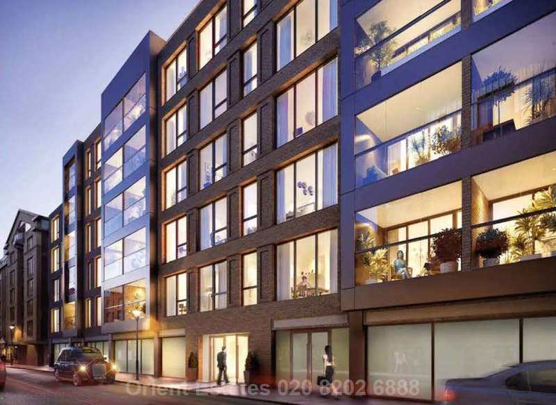 1 Bedroom Apartment Flat for sale in Monck Street, London