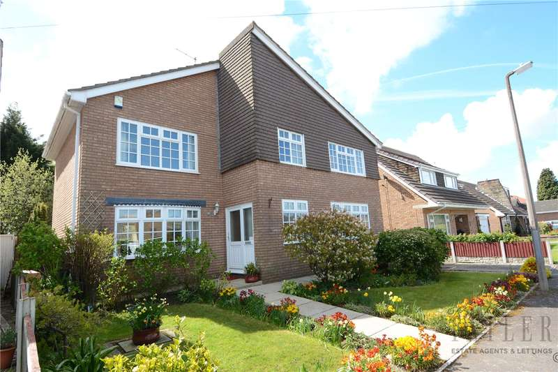 4 Bedrooms Detached House for sale in Susan Grove, Moreton, Wirral