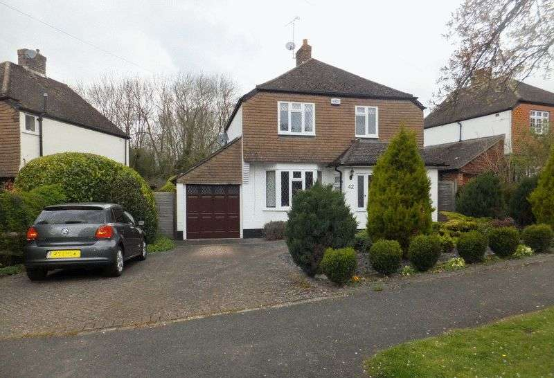 3 Bedrooms Detached House for sale in Well Road, Sevenoaks