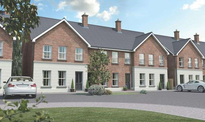 3 Bedrooms House for sale in 8 Selshion Heights, Portadown