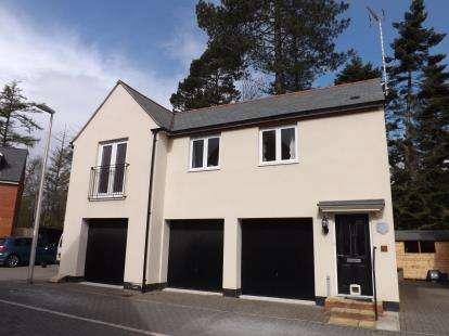 2 Bedrooms Maisonette Flat for sale in Bovey Tracey, Newton Abbot, Devon