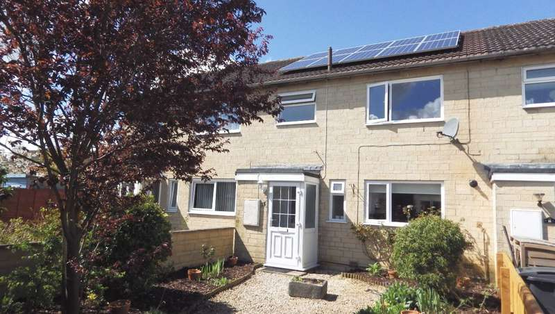 3 Bedrooms Terraced House for sale in Siddington