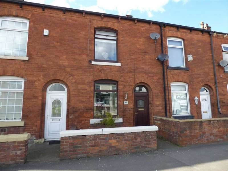 2 Bedrooms Property for sale in Oldham Road, FAILSWORTH, Manchester, M35