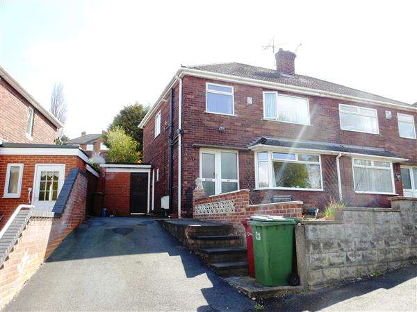 3 Bedrooms Semi Detached House for sale in Cliff Closes Road, Scunthorpe