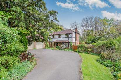 4 Bedrooms Detached House for sale in Bursledon, Southampton, Hampshire