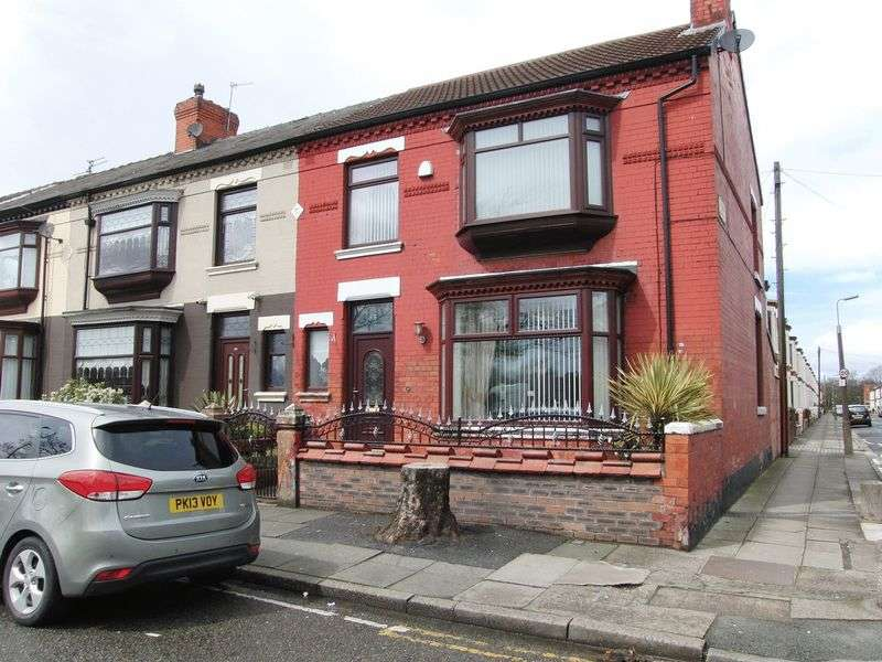 4 Bedrooms Terraced House for sale in Walton Hall Avenue, Liverpool