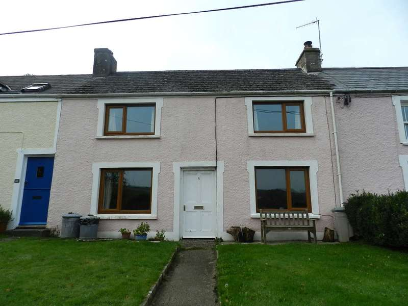 2 Bedrooms Terraced House for sale in Webbs Hill, Broad Haven, Haverfordwest