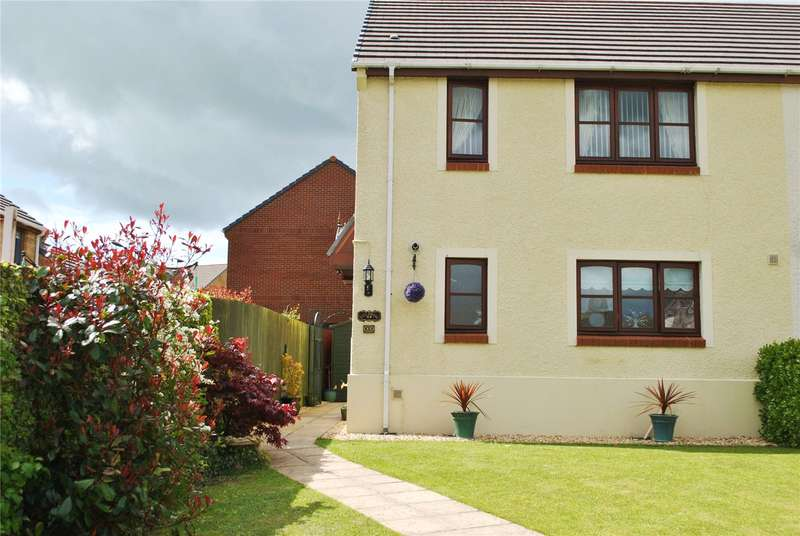 3 Bedrooms Semi Detached House for sale in Fair Oakes, Haverfordwest, Pembrokeshire