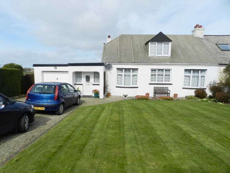 4 Bedrooms Semi Detached House for sale in Maeshyfryd, Berea, Haverfordwest, Pembrokeshire