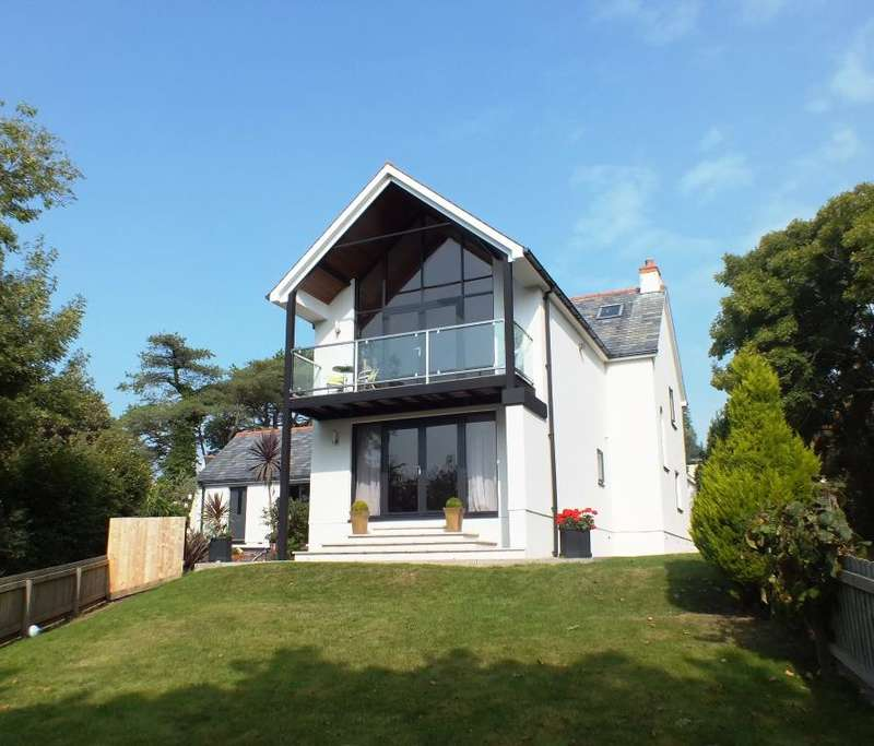 5 Bedrooms Detached House for sale in Mirador, Bryn Hir, Old Narberth Road, Tenby