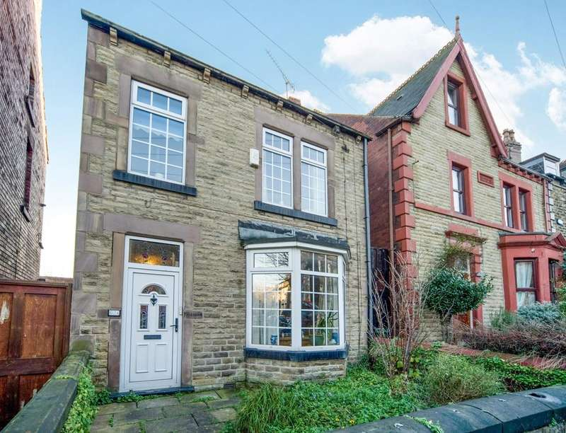 4 Bedrooms Detached House for sale in Park Grove, Barnsley, S70