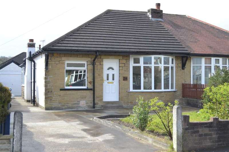 2 Bedrooms Semi Detached Bungalow for sale in Southlands Grove, Thornton, Bradford