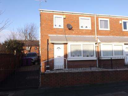 3 Bedrooms Semi Detached House for sale in Othello Close, Liverpool, Merseyside, L20