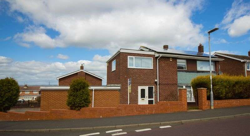 4 Bedrooms Detached House for sale in Silverdale Drive, Hanover Estate, Winlaton