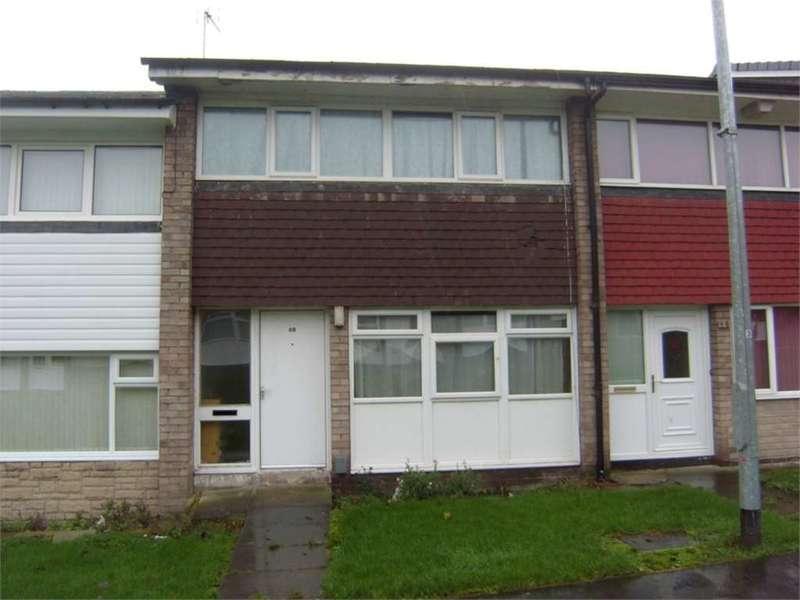 2 Bedrooms Terraced House for sale in Tweedale Gardens, Dewsbury