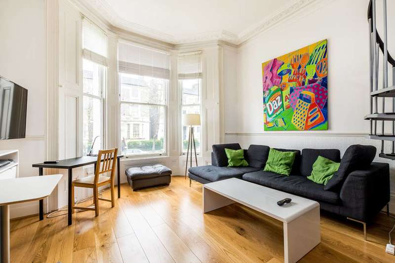 Studio Flat for sale in Oxford Gardens, North Kensington, W10