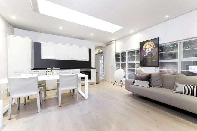 2 Bedrooms Apartment Flat for sale in Gloucester Place, London, NW1