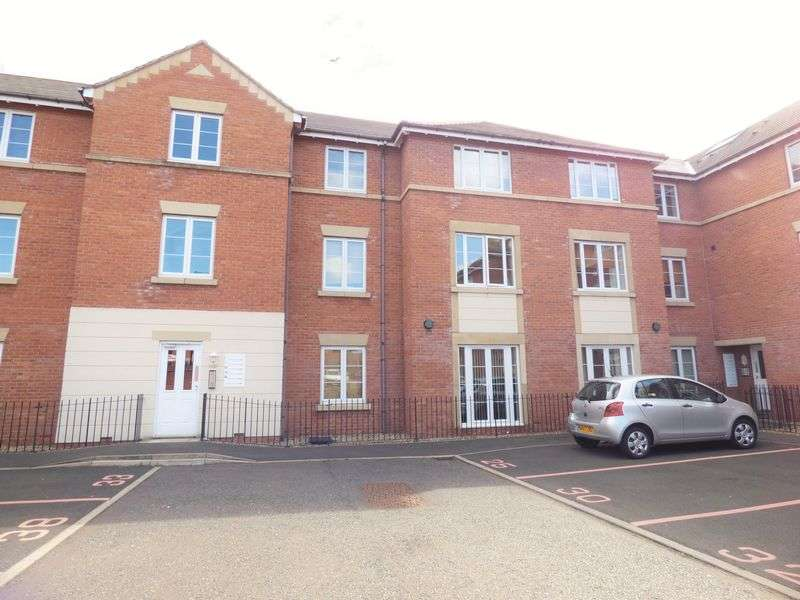 2 Bedrooms Flat for sale in Aylesford Mews, Sunderland