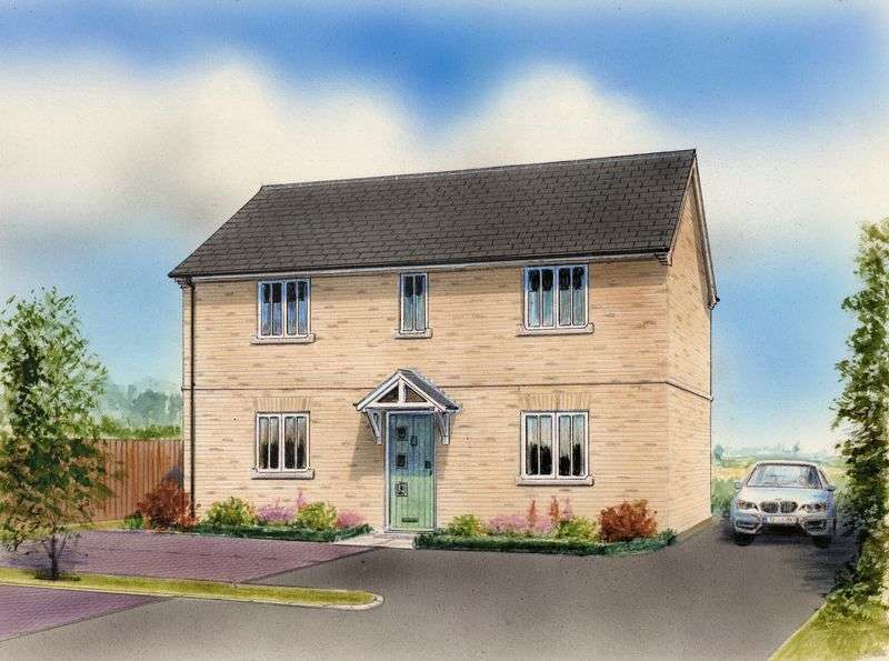4 Bedrooms Detached House for sale in Field Gate,Sutton, Ely
