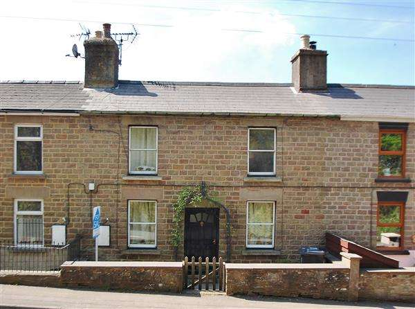 2 Bedrooms Terraced House for sale in PARKEND ROAD, YORKLEY