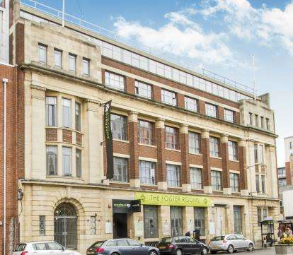 1 Bedroom Flat for sale in Charles Street, Leicester