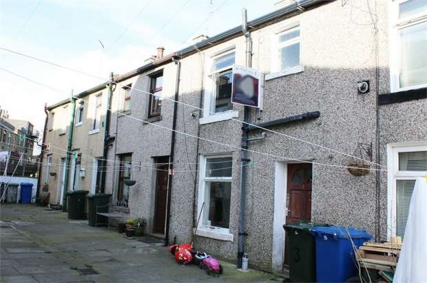 2 Bedrooms Terraced House for sale in Terra Cotta Buildings, Rossendale, Lancashire