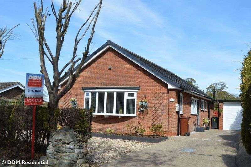 3 Bedrooms Detached Bungalow for sale in Church Lane, Bonby