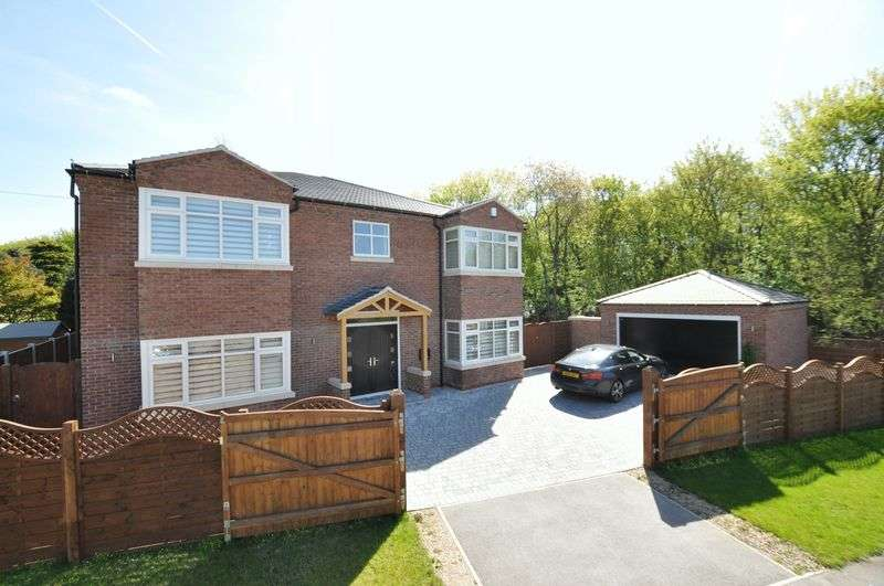 4 Bedrooms Detached House for sale in Maple Tree House, Princess Way, Stretton