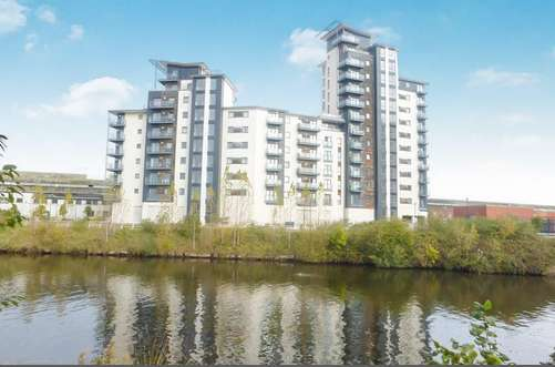 2 Bedrooms Apartment Flat for sale in Overstone Court, Cardiff Bay