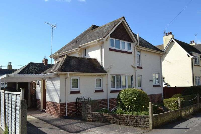 3 Bedrooms Detached House for sale in 7 Roselands, Sidmouth